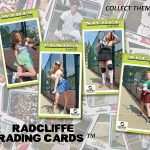 Radcliffe Comedy Trading Cards