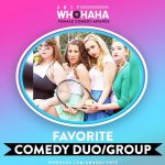 Radlcliffe: Favorite Comedy Group award